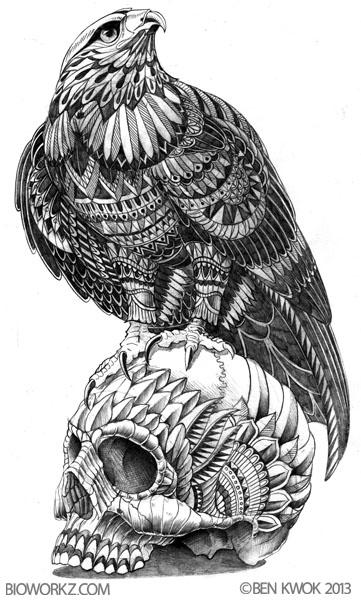 Ornate Animals by Ben ...
