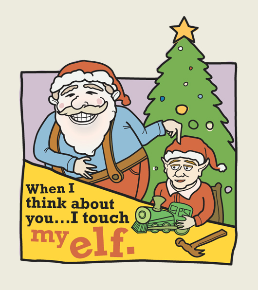 Image result for when i think about you i touch my elf images