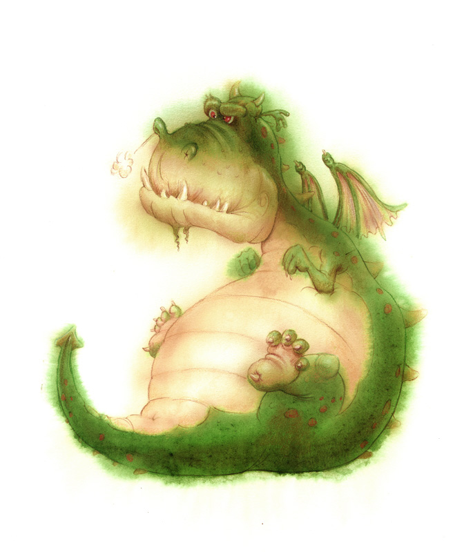 Прикольные картинки дракончиков