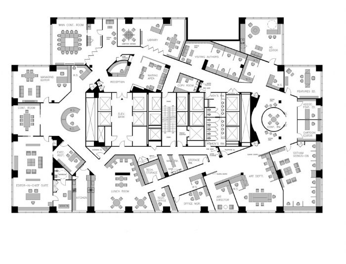 Floor Plan Elevation Perspective : Student work by michael wickersheimer at coroflot