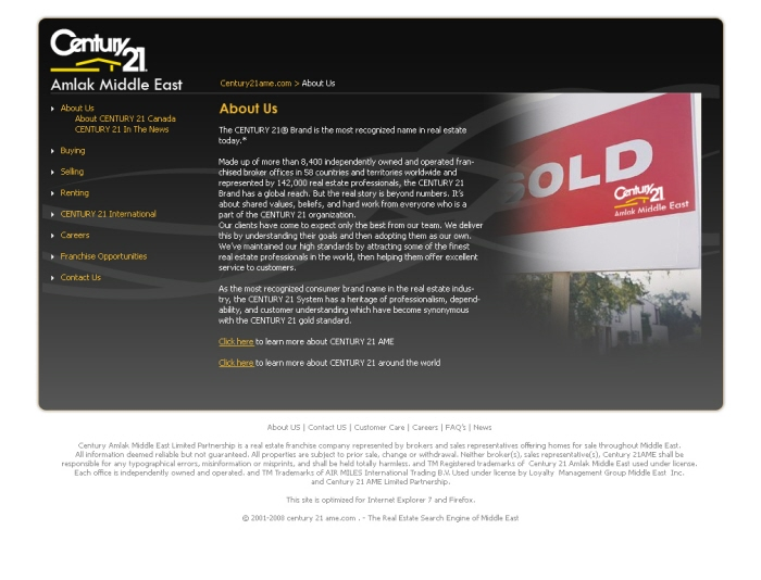 Website Designs by Shan Arakkal at Coroflot com