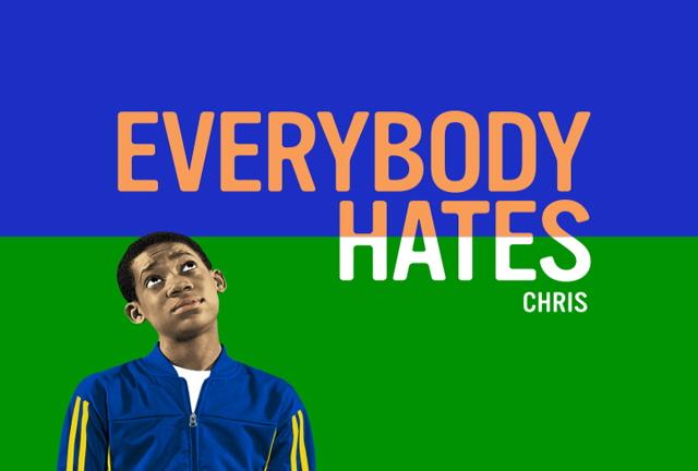 nickelodeon/everybody hates chrissara lee at coroflot