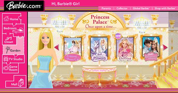 Barbie Com By Agnes Chan At Coroflot Com