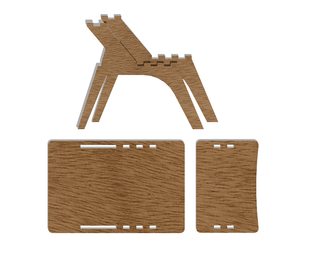 Flat Pack Furniture By Erica Schwartz At Coroflot Com
