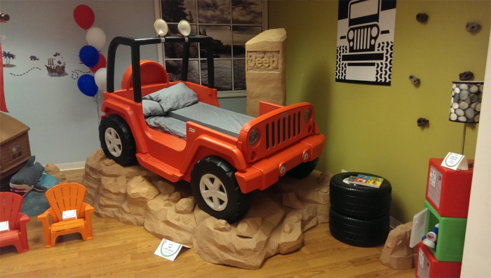 Jeep Bed By Jake Foley At Coroflot Com