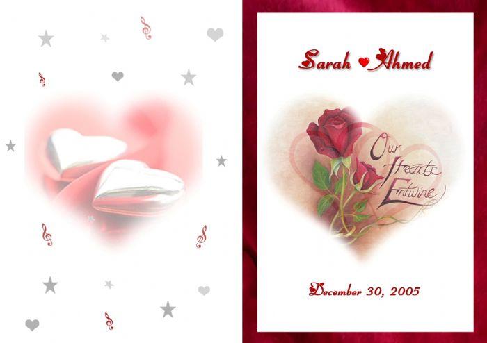 Wedding Cards By Ingy Elgebaly At Coroflot Com