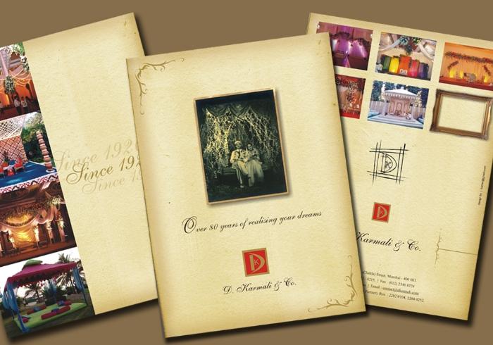 Brochure Design by Tushar Barve at Coroflot com