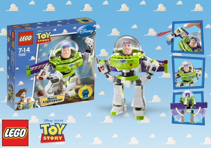 Lego Toy Story By Michael Patton At Coroflot Com