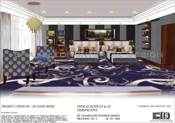 Hotel Concept By Jinn Wong At