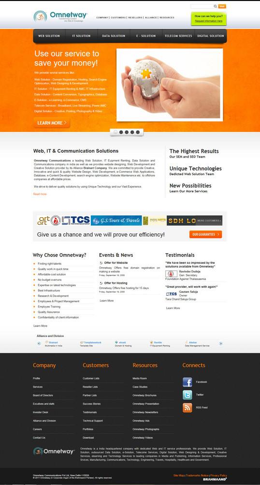 Website by PK Madhukar at Coroflot com