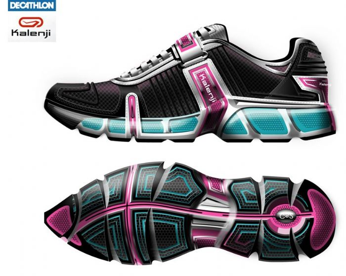 new style 84ed2 c6f78 DECATHLON by Ismael Nganga-villa at Coroflot.com
