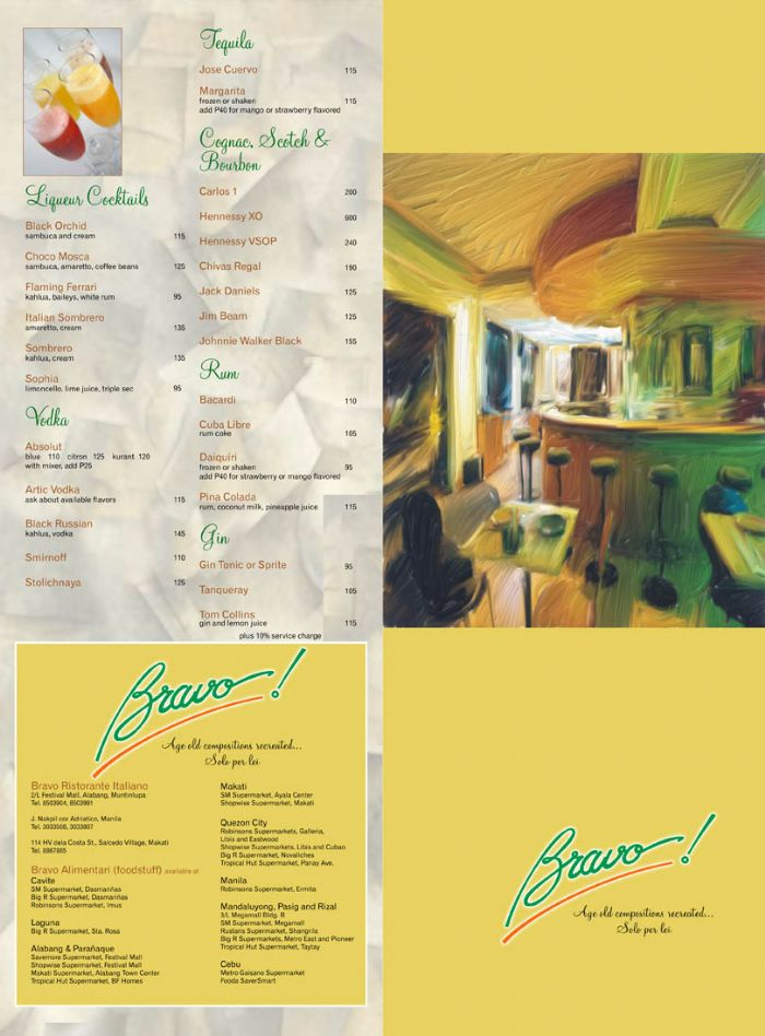 flyers brochures by aldelm john ferriols at coroflot com