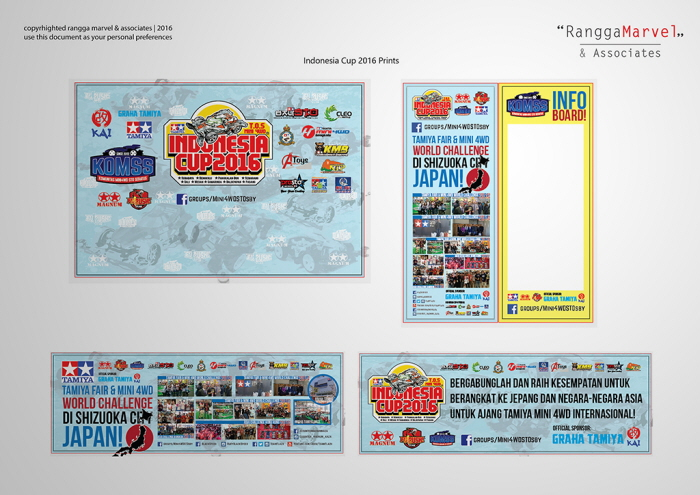 hobby community prints promotions by rangga marvel at coroflot com