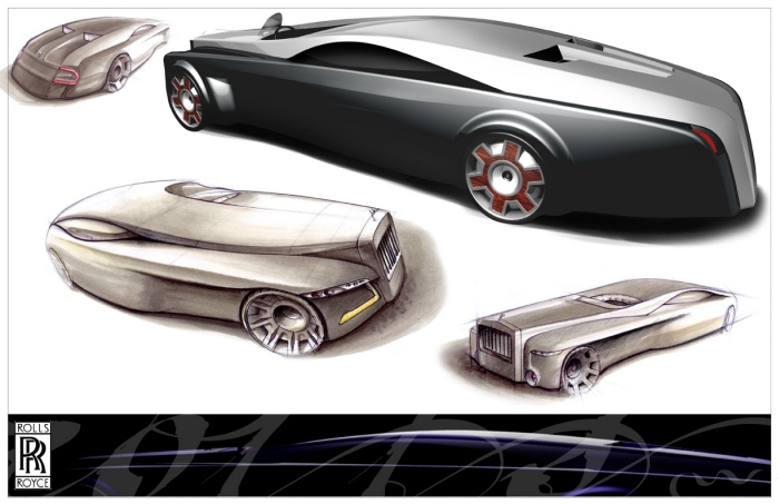 Rolls Royce Apparition By Jeremy Westerlund At Coroflot Com