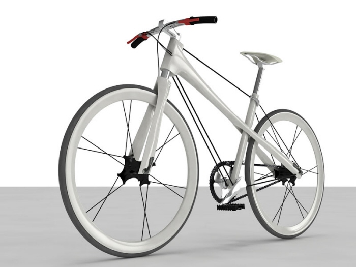 City Bike by ionut predescu at Coroflot com