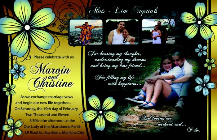 Events by Karen Kristine Lim at Coroflot com