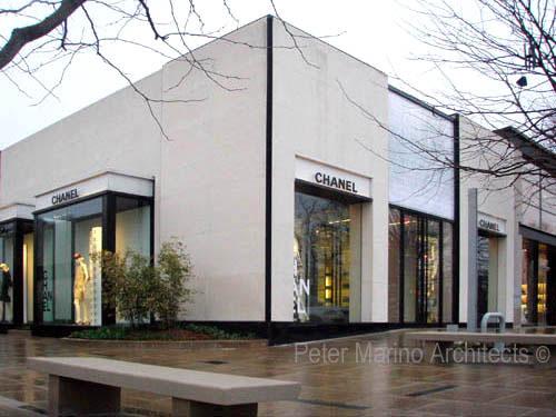 Chanel Store Facade-Americana Manhasset-NY-Peter Marino Architects ... f5410f8ff7996