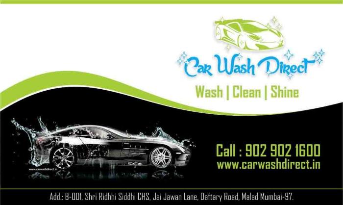 Car Wash Direct 9029021600 By Raj Bhanse At Coroflot