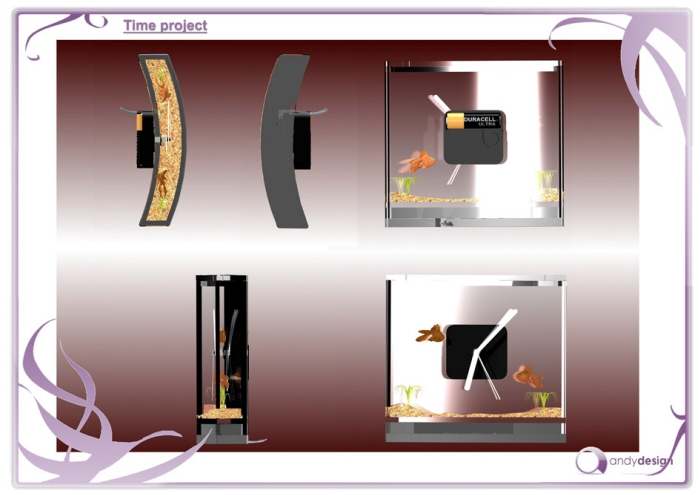 water clock project
