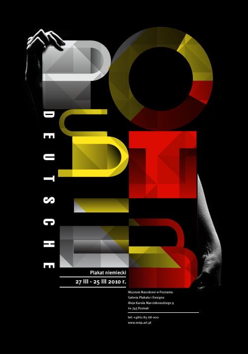 Deutshe Poster By Krzysztof Iwanski At Coroflotcom