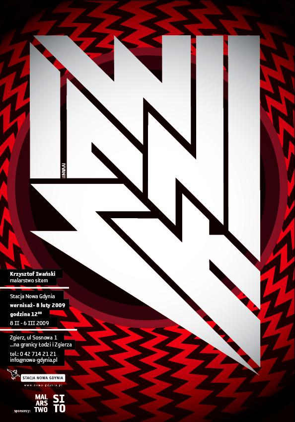 Posters 2007 2012 By Krzysztof Iwanski At Coroflotcom