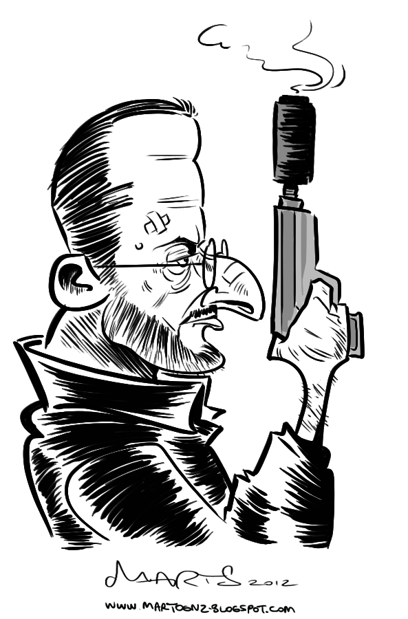 Caricatures By Marty Juchnevic At Coroflot Com