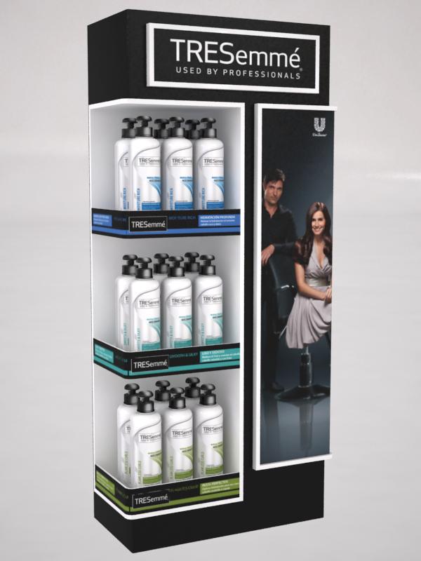 Hair Care Displays By Ricardo Garc 237 A At Coroflot Com