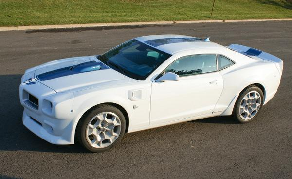 Lingenfelter Trans Am 2010 by Ron Williams at Coroflot.com