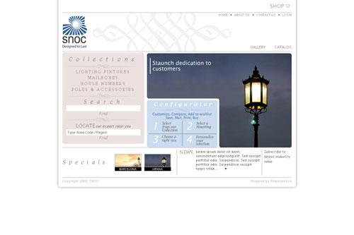 Websites by Sachin Ghodke at Coroflot com