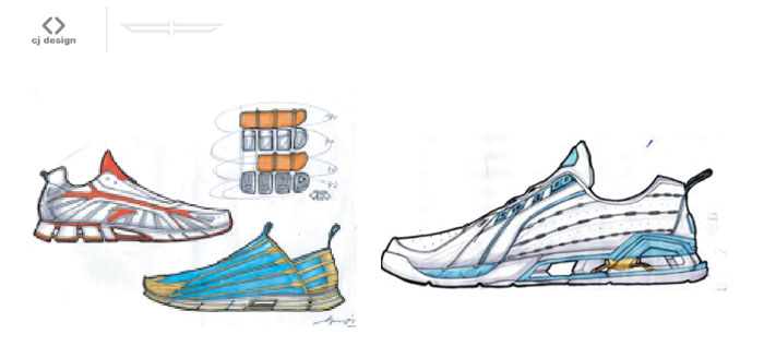579a927a0900 CJ ANTA SHOES DESIGN and products - Innovation running tennis design