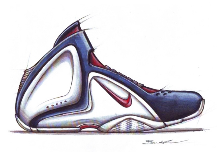 Nike Shoes With Slits