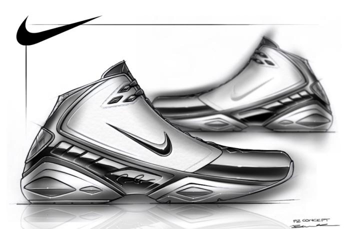 Footwear Sketches By Ben Adams Keane At Coroflotcom