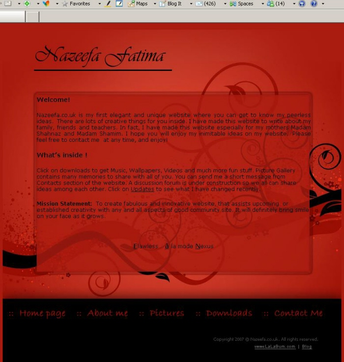 Website Templates from 30 dollar by Muhammad Subhani at