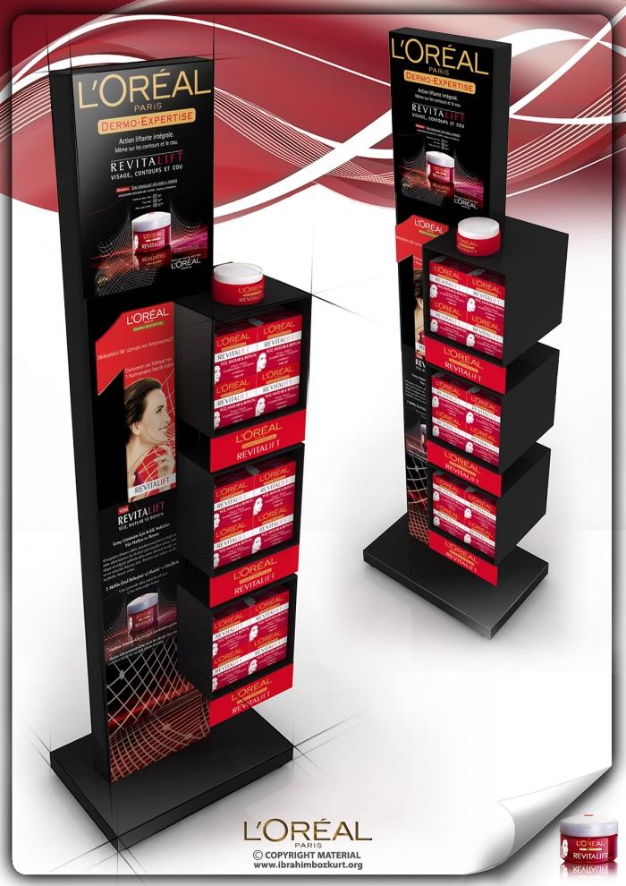 Display Design By Ibrahim Bozkurt At Coroflot Com