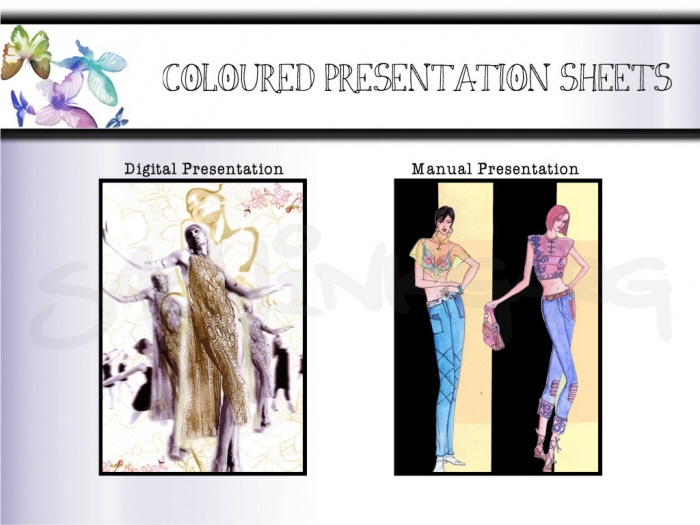 Fashion Illustration Guide Source Book By Sachin Garg At Coroflot Com
