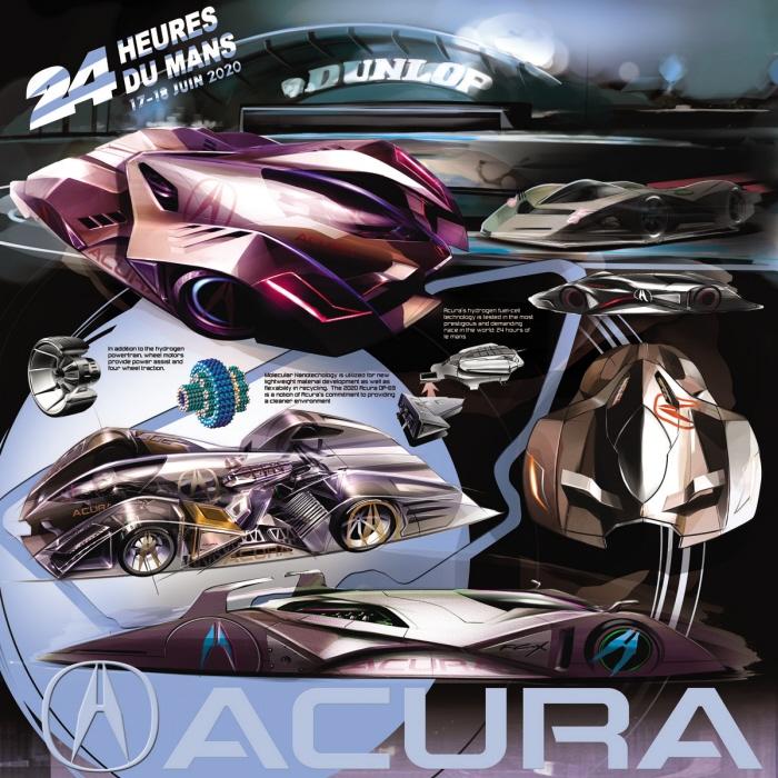 Acura FCX 2020 By Leon Paz At Coroflot.com