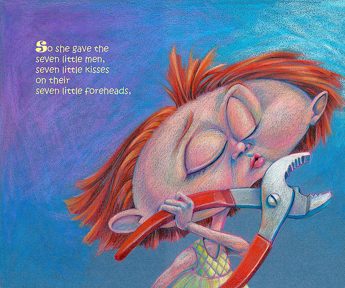 Children\'s Book Illustrations by Denise Wallner at Coroflot.com