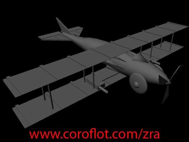 3D Modeling by Z Rhett Akers at Coroflot com