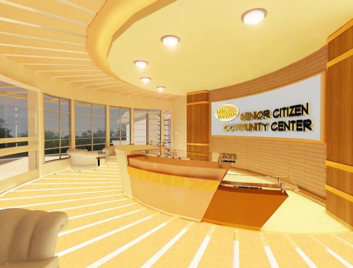 final project(Senior Citizen Community Center) by ...