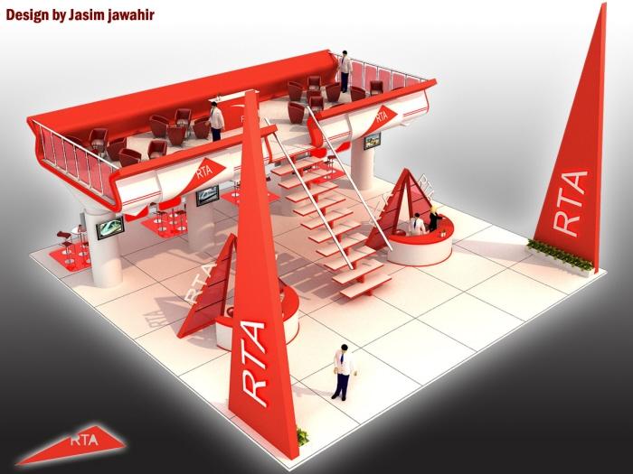 Exhibition Stand Designer Jobs In Dubai : Exhibition stand design by jasim jawahir surrendered