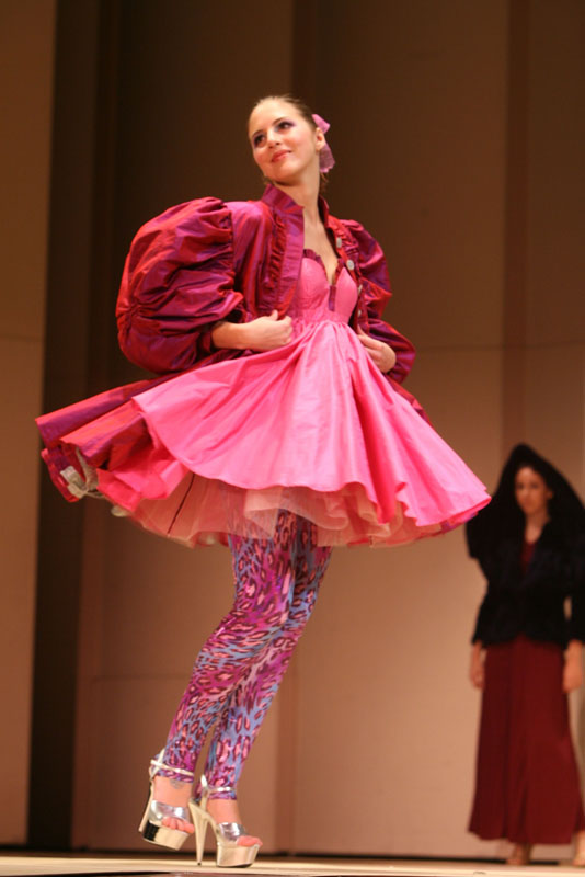 Barbie Dress In The Risd Fashion Show 2009 By Claire Bushey At Coroflot Com