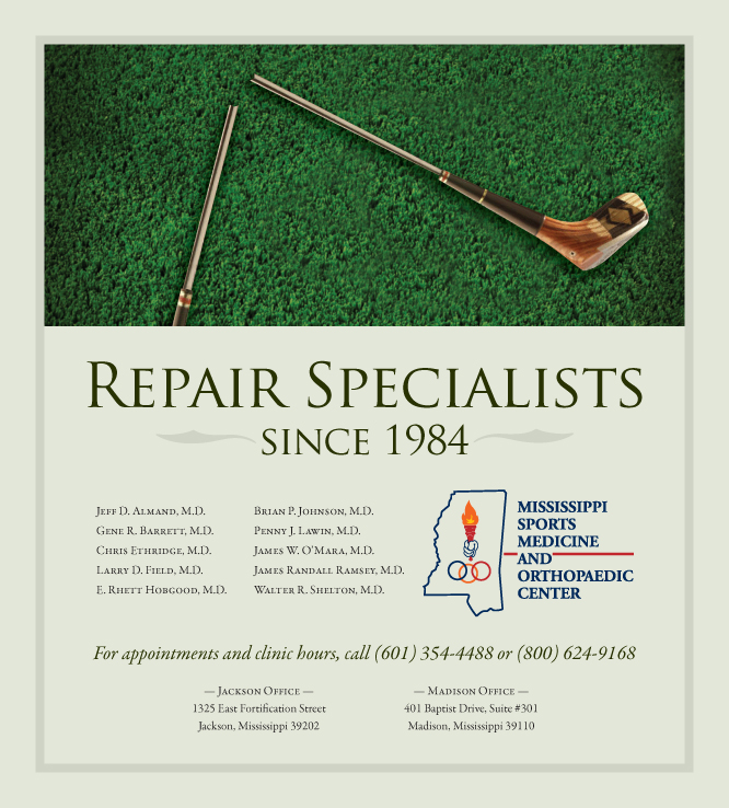 Mississippi Sports Medicine by Jason Catlin at Coroflot com