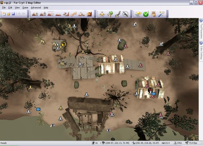 Far Cry 2 Level Design by Devraj Pandey at Coroflot com