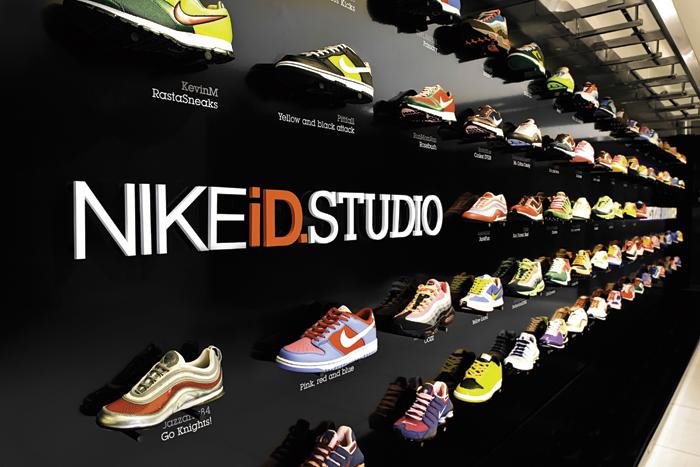 NIKEiD Studio Launch NTNY by Brendan