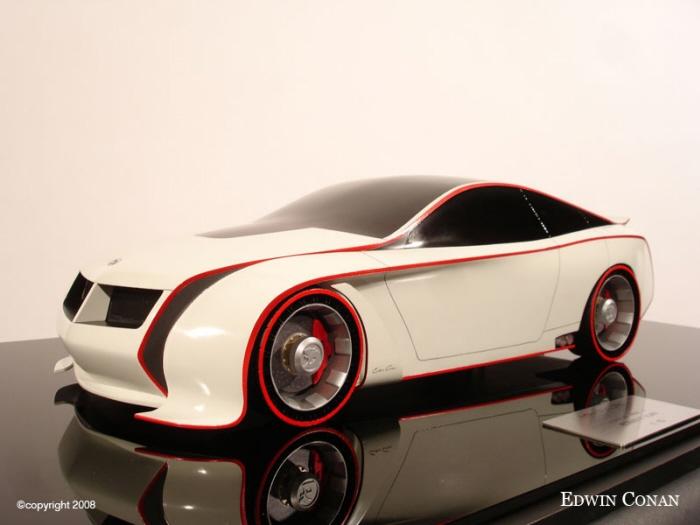 HSV Encore 2020 Scale Model by Edwin Conan at Coroflot.com