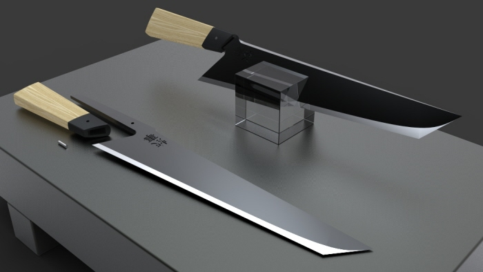 Knife By Jerome Blanchard At Coroflot Com