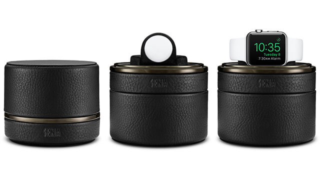 the latest 075fc a541b Sena Apple Watch Case by Tim Swiss at Coroflot.com