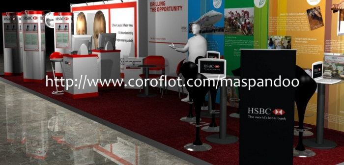 HSBC career day 2007 by pandu setiawan koesyono, SH at Coroflot com