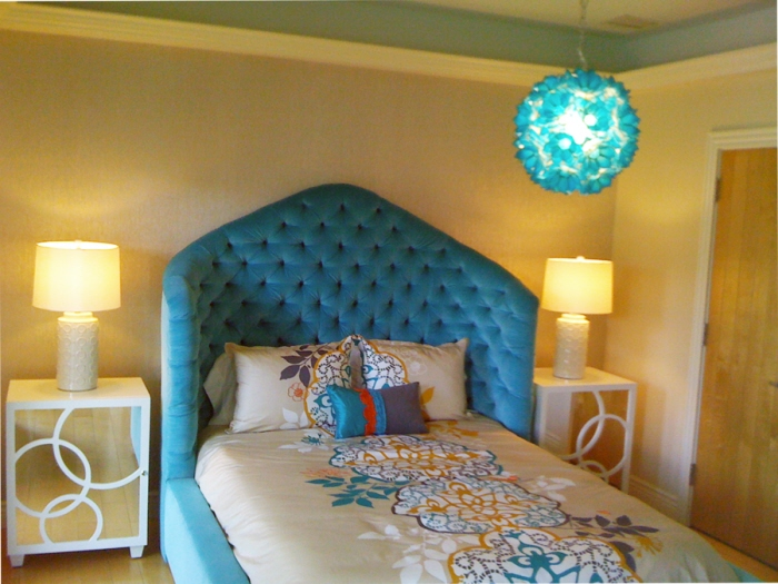 Indian Inspired Bedroom By Liz Grina At Coroflot.com
