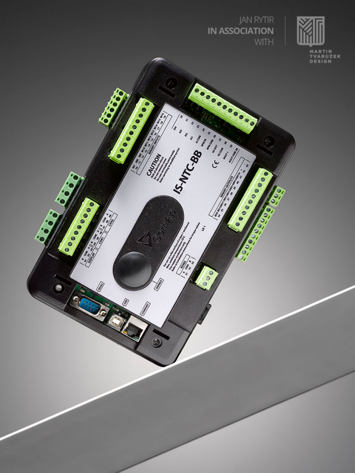 ComAp - Mains Protection and Generator Controllers (In
